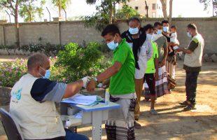 اختتمت جمعية وديان لتنمية المجتمع المرحلة الرابعة من تقديم المساعدات الغذائية الطارئة ضمن مشروع الاستجابة الطارئة في مديرية البريقة م /عدن